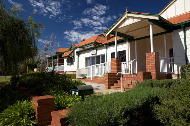 Second Avenue Aged Care Facility
