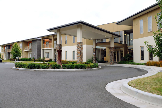 Sandhill Aged Care Facility