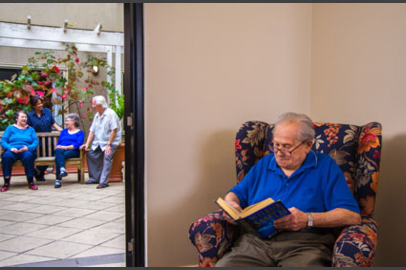 BlueCross Monterey - Aged Care Find