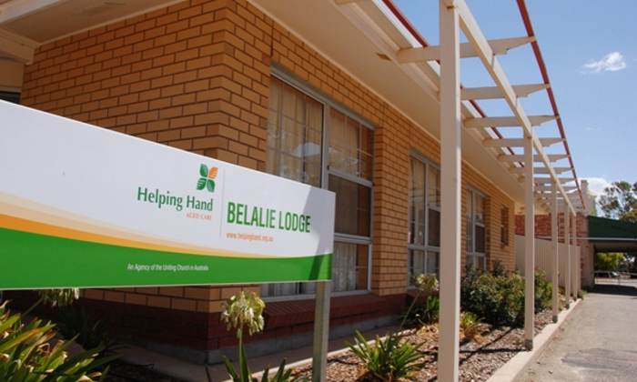 Helping Hand Belalie Lodge