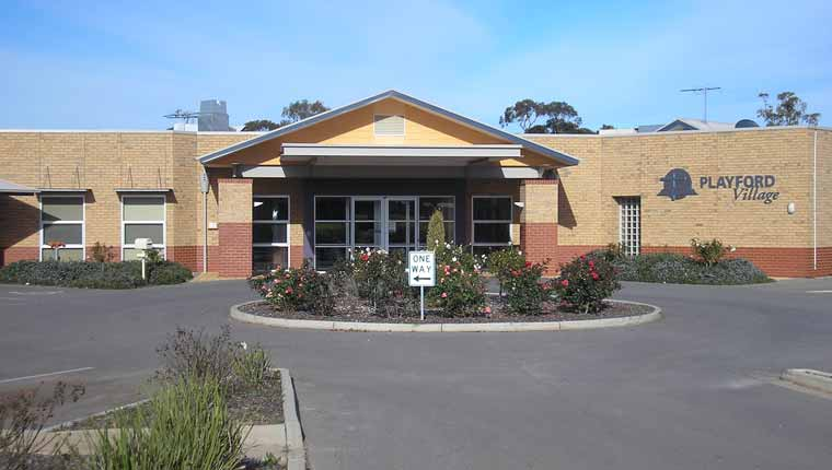 Regis Playford - Aged Care Find