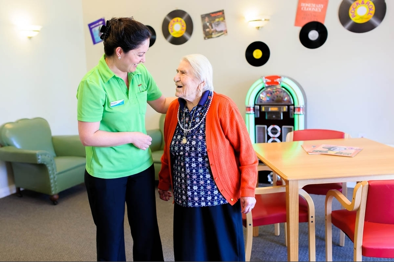 Bupa Woodville - Aged Care Find