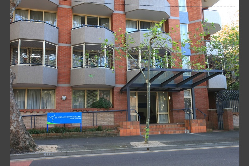 The Sister Anne Court Aged Care - Aged Care Find