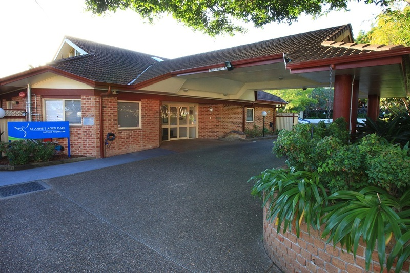 St Anne's Aged Care - Aged Care Find