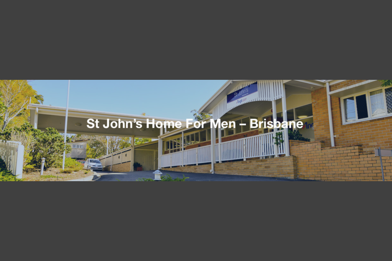St John's Home for Men - Aged Care Find