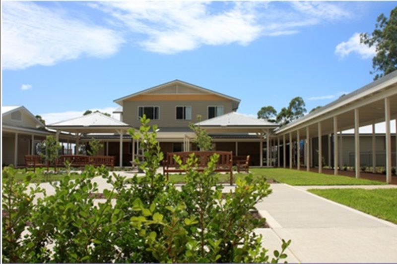 HammondCare Horsley - Aged Care Find