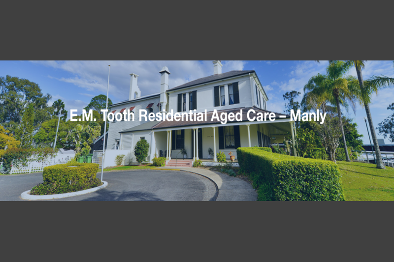 Edwin Marsden Tooth Residential Aged Care - Aged Care Find