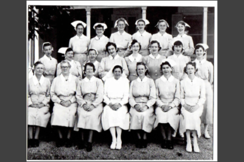 Leahurst Home For Aged Trained Nurses