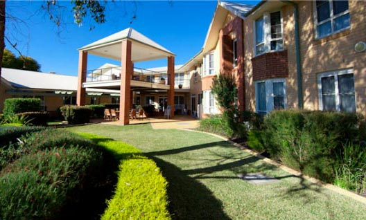 Minchinbury Manor - Aged Care Find