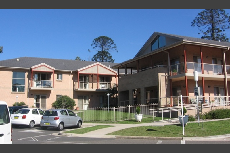 Southern Cross John Woodward Apartments - Aged Care Find